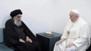 La visita di Papa Francesco in Iraq